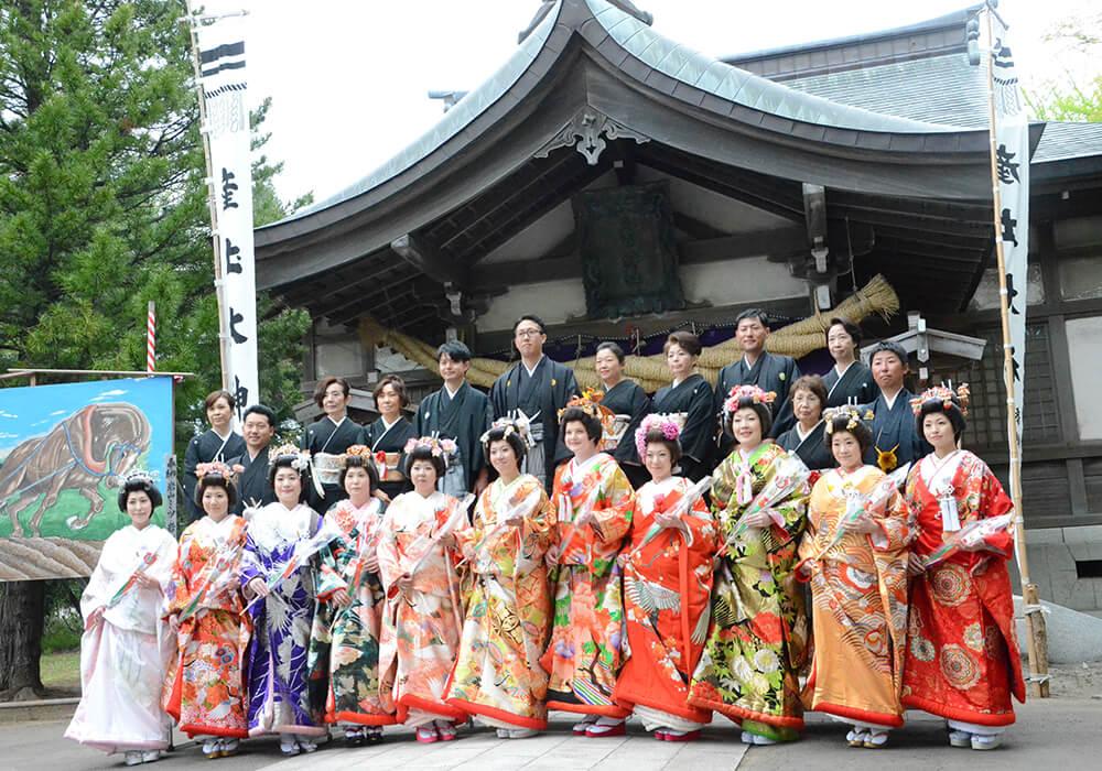 日吉神社嫁見まつり