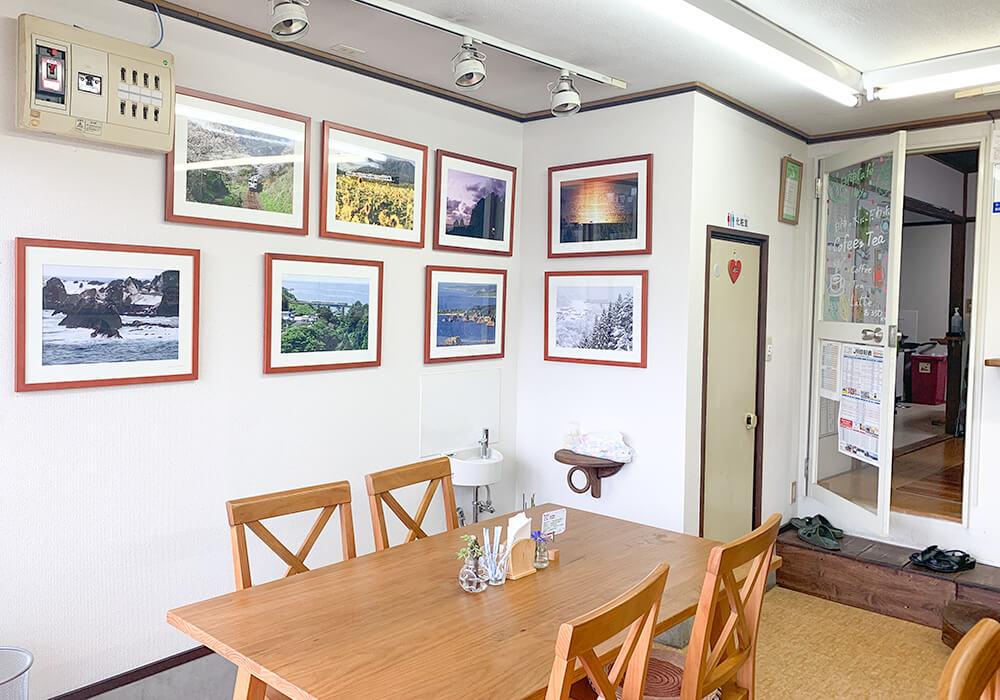 白神山地の綺麗な写真やパンフレット2