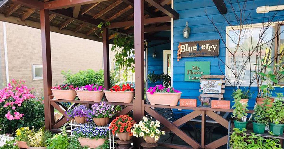 カフェレストラン blueberry