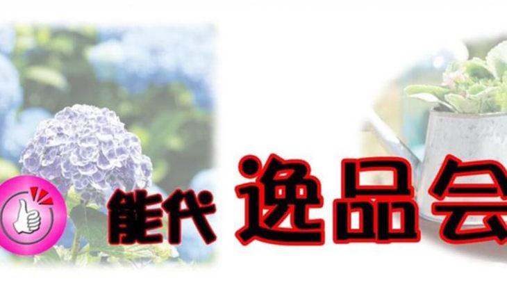 【能代逸品会】6月11日は逸品デー!