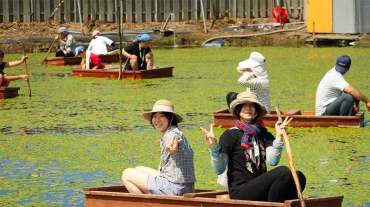【7月11日開催】三種のジュンサイ鍋を自宅で楽しめるオンラインイベント情報!