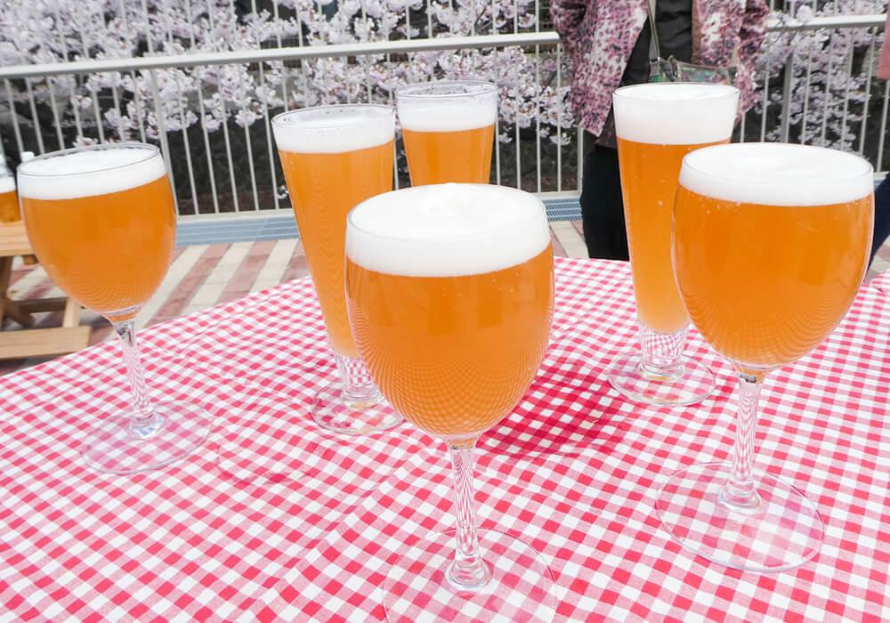 能代ビール「い」ハマナス2
