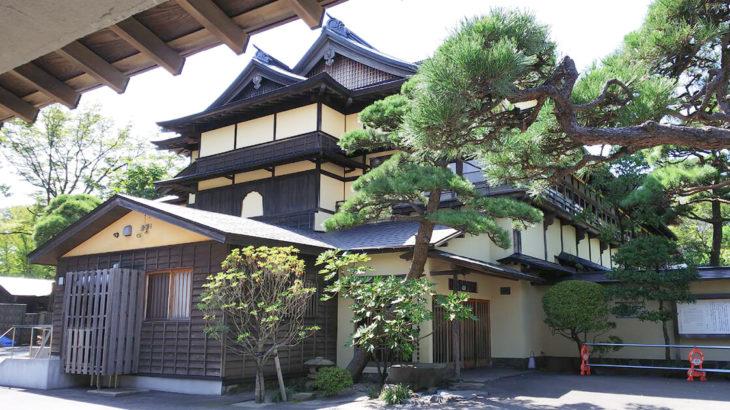 【能代市柳町】旧料亭金勇へ無料見学に行ってきました!