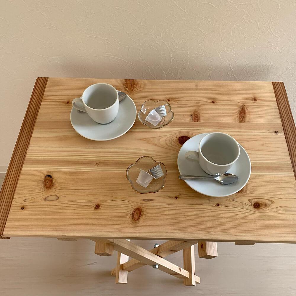 折りたたみテーブル3