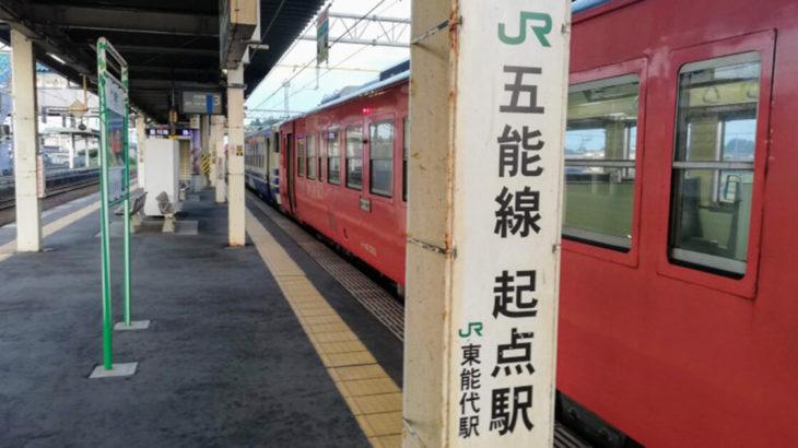 【10月24日・25日】五能線起点:東能代駅周辺散策ツアーが開催されるみたい!