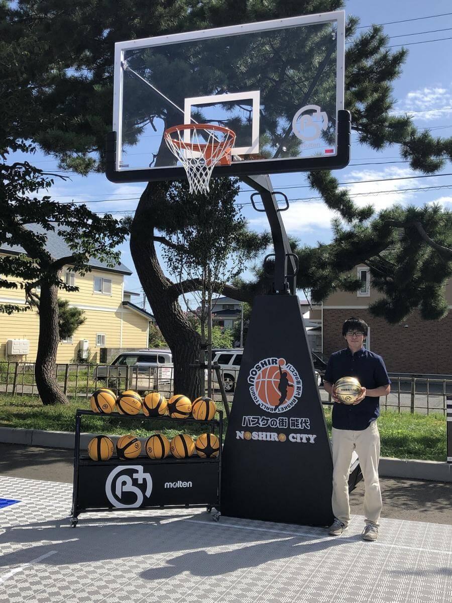 バスケの街づくり・宇宙のまちづくり担当