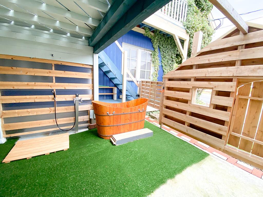外気浴スペース2
