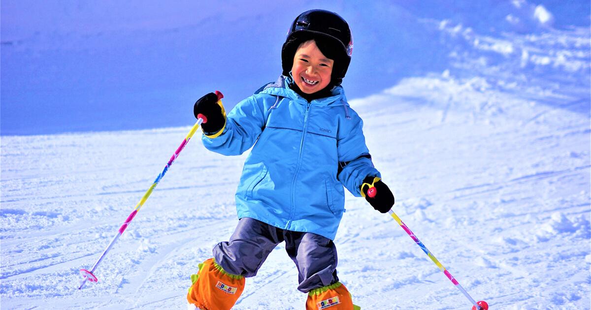 【藤里町】スキー教室が開催されるみたい!