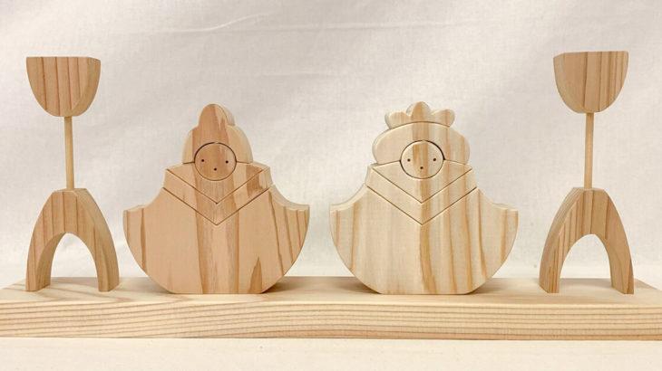 【能代市木の学校】2月10日に「木工教室」が開催されるみたい!