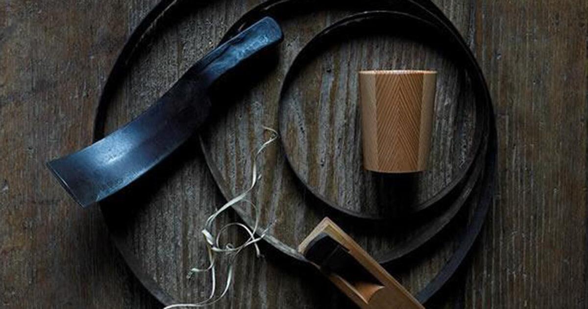【3月4日】秋田杉を使って桶樽を作るオンラインイベントが開催されるみたい!