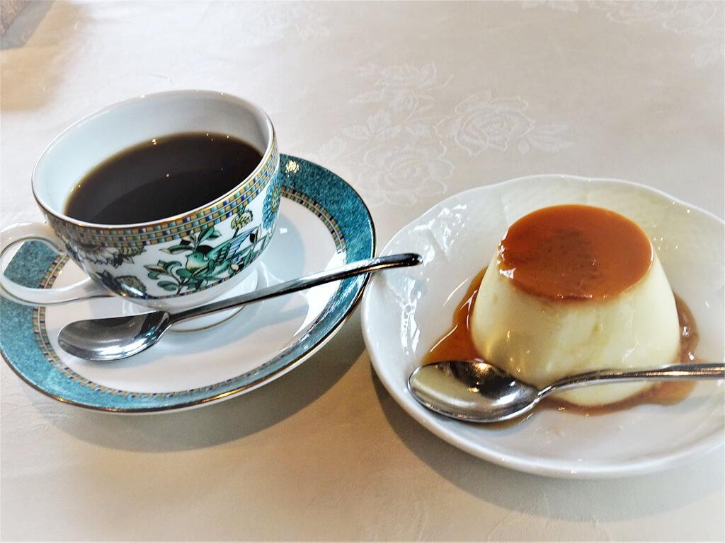 コーヒーとドルチェ