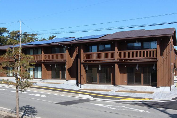 木の戸建市営住宅