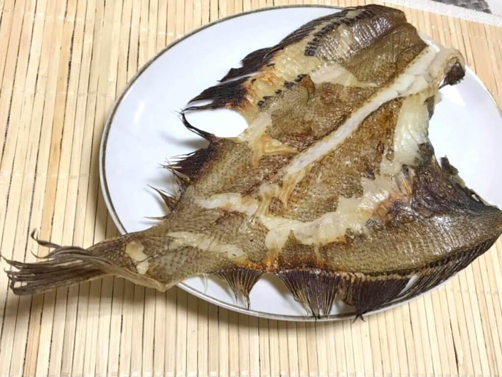 新鮮星魚カラカラ