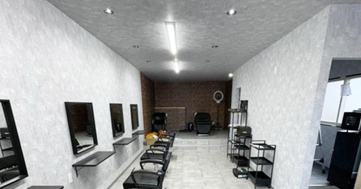 【能代市】美容室「ZINBA(ジンバ)」さんが9月16日に新規オープン!